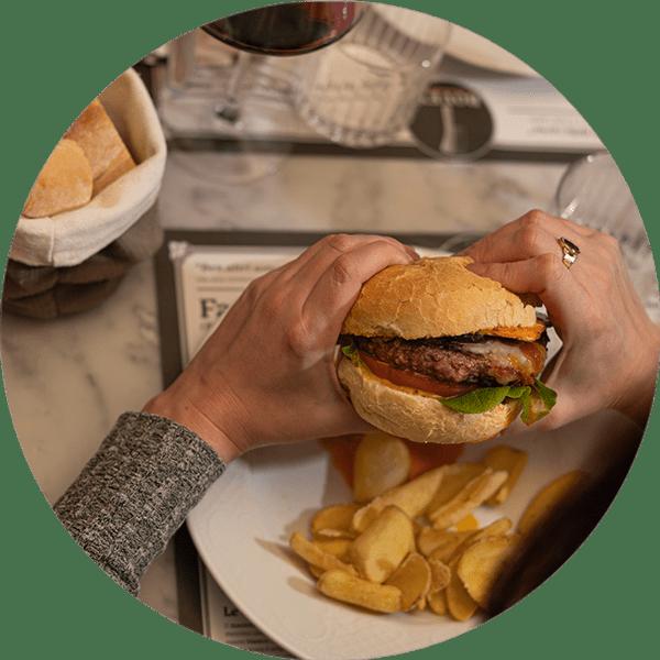 ristoranti bove's la storia burger