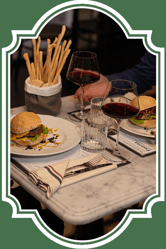 ristoranti bove's vini menu