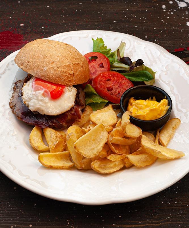 ristoranti bove's la storia hamburger
