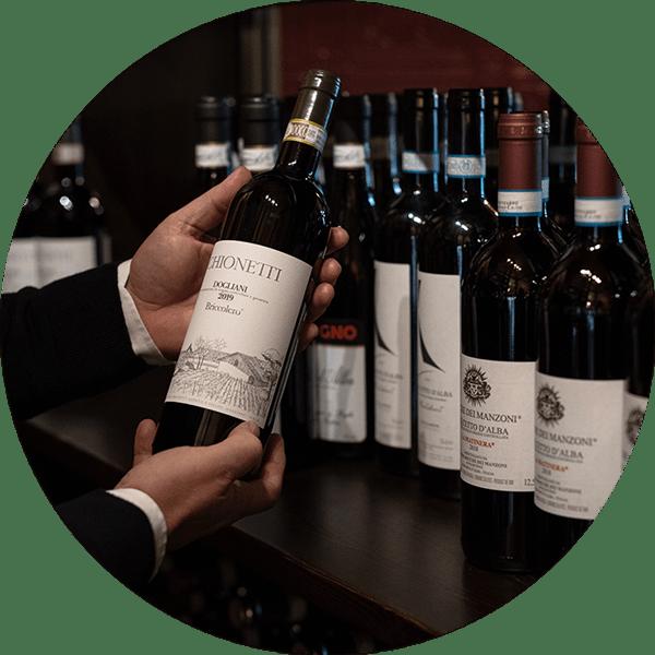 ristoranti bove's la storia vino
